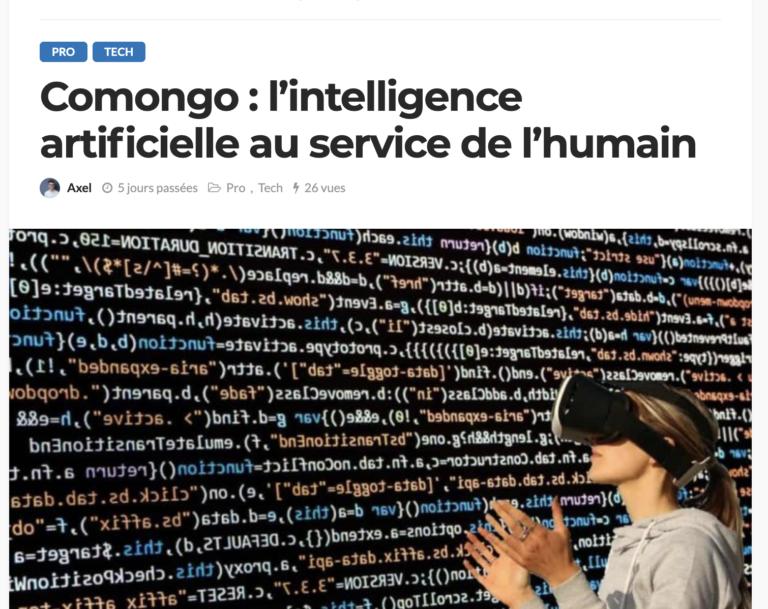 Innovant.fr – 18 octobre 2019
