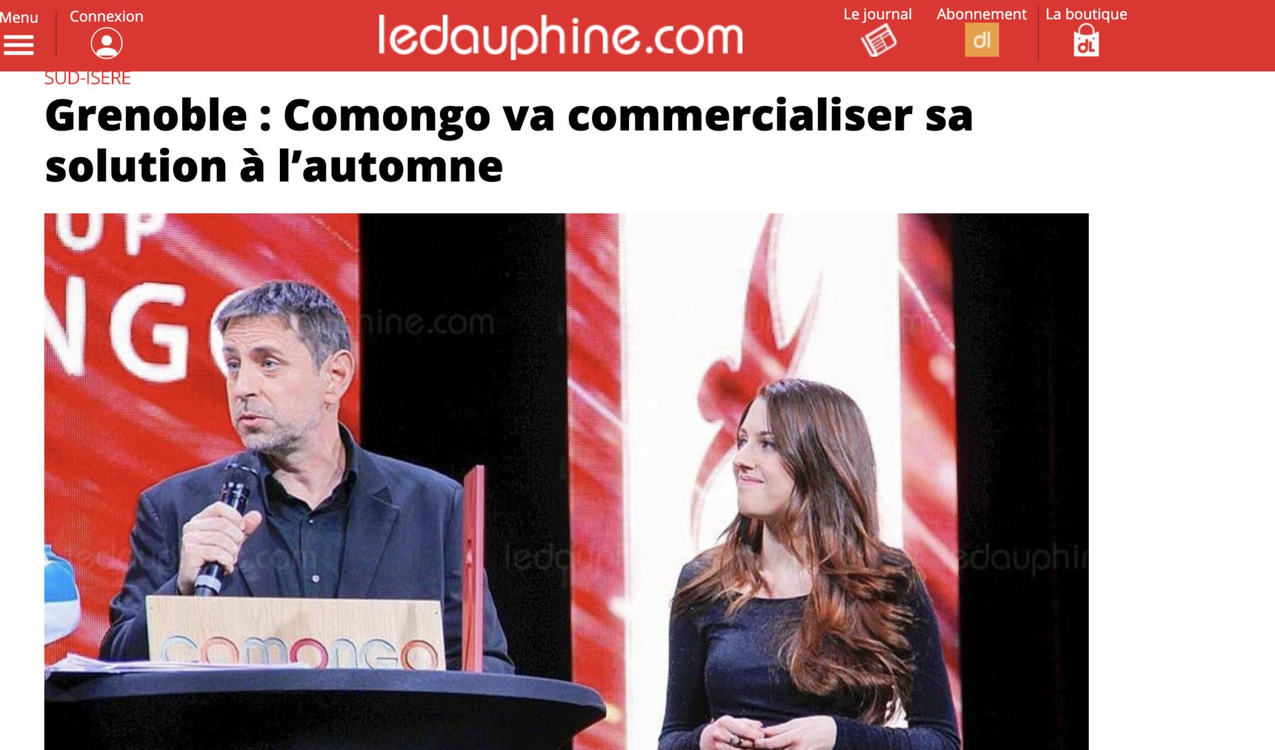 Dauphiné Libéré – 25 Avril 2019