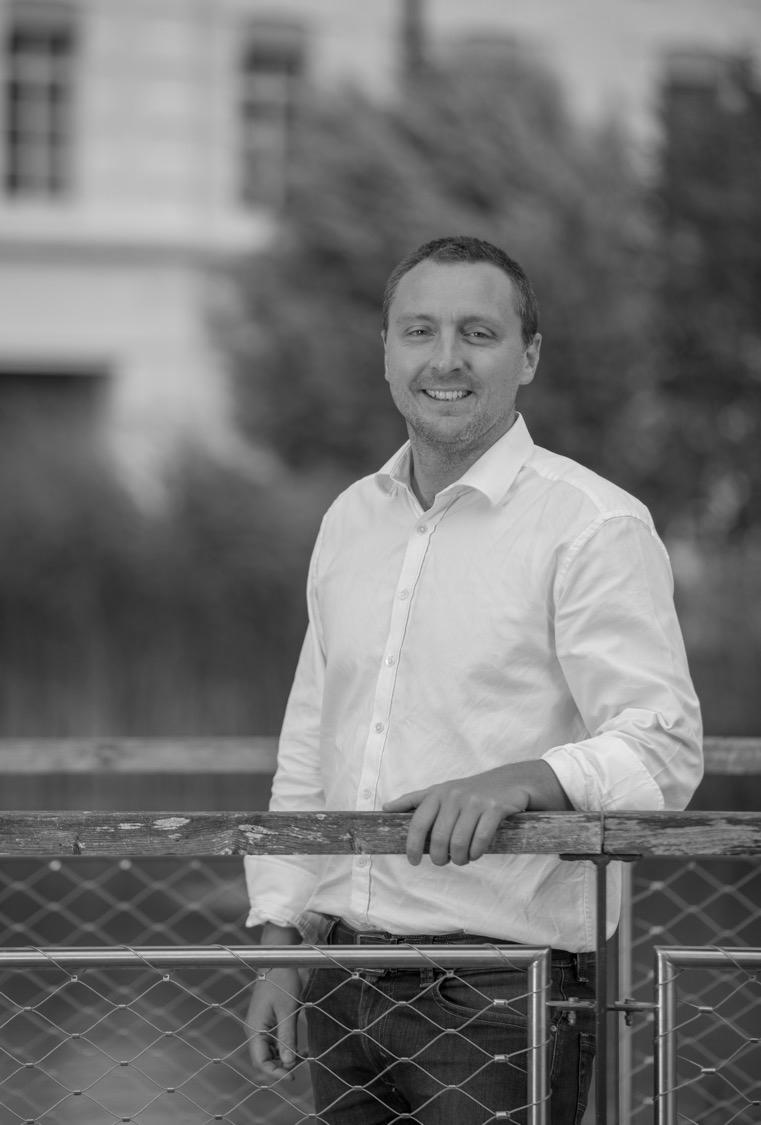 Thomas Gimet Directeur Financier de Comongo