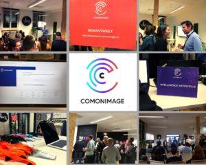 Lancement officiel de Comonimage