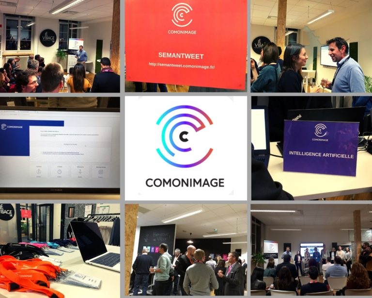 Lancement officiel de Comonimage