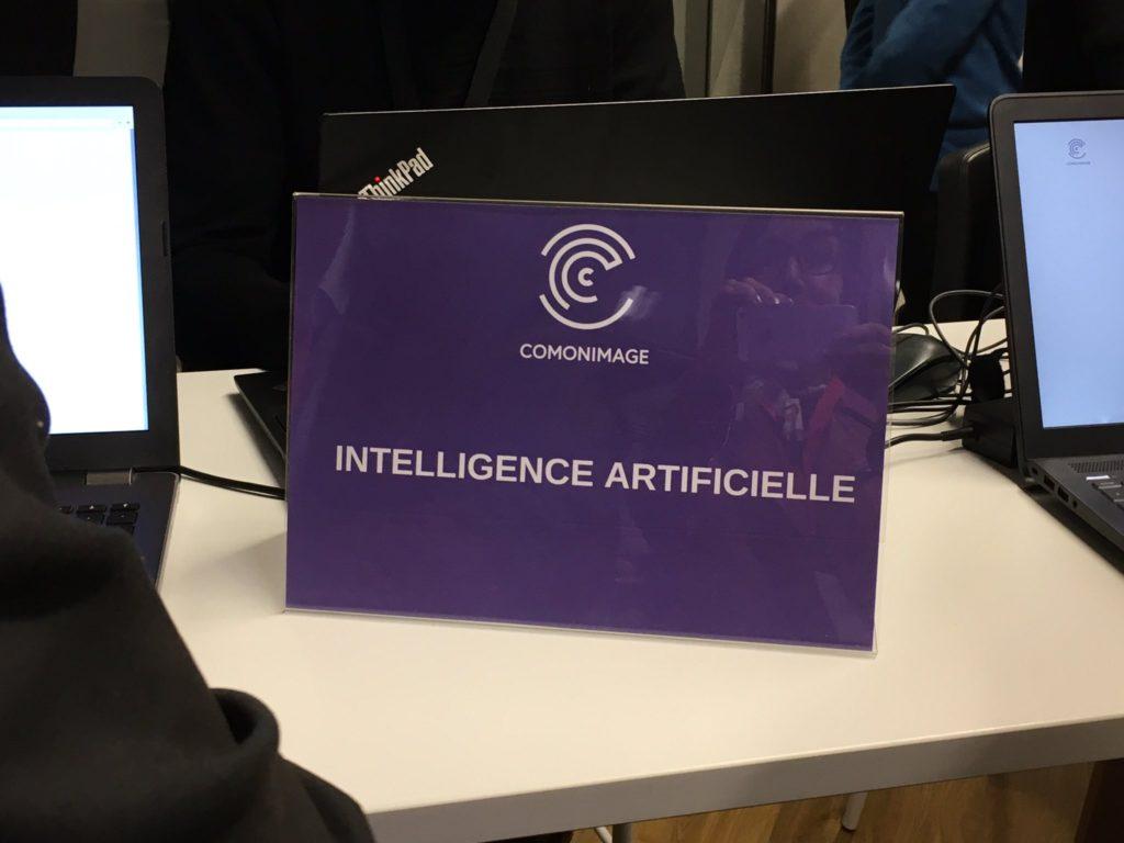 Comonimage - Panneau Intelligence Artificielle